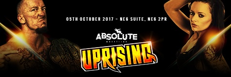 Ringside World - Absolute Uprising Advert