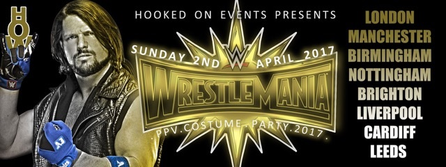 Ringside World - Hooked Mania 2016 Advert - top advert