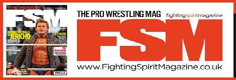 Ringside World - Fighting Spirit Magazine mini