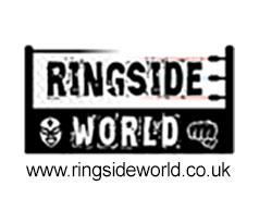 Ringside World, selling tickets to UK Wrestling and the MMA scene nationwide.