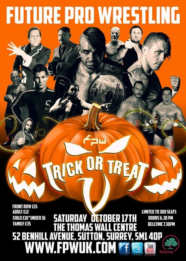FPW Presents Trick Or Treat V