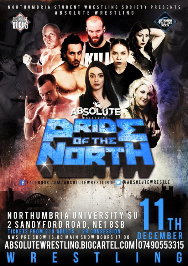 Absolute Wrestling: Pride of the North