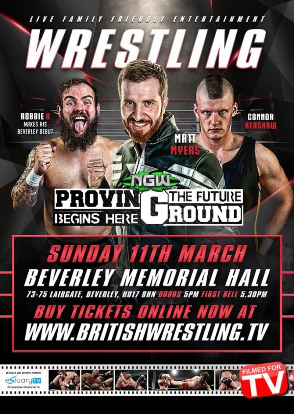 NGW Proving Ground 38: Beverley