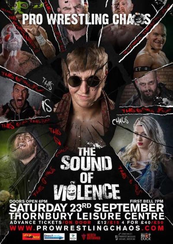 Pro Wrestling Chaos: The Sound of Violence