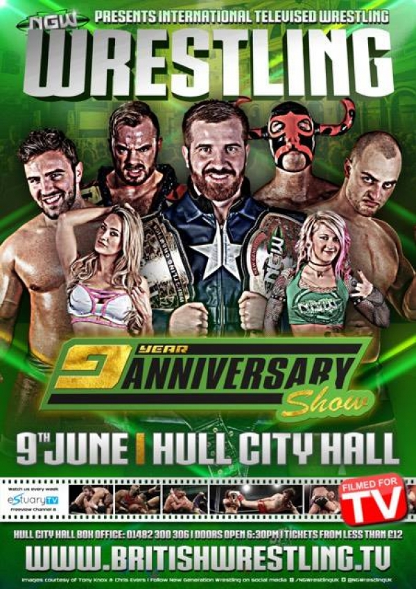 NGW 9th Anniversary Show