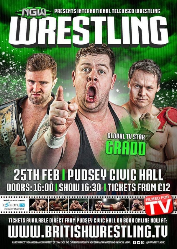 NGW Live In Pudsey 2018