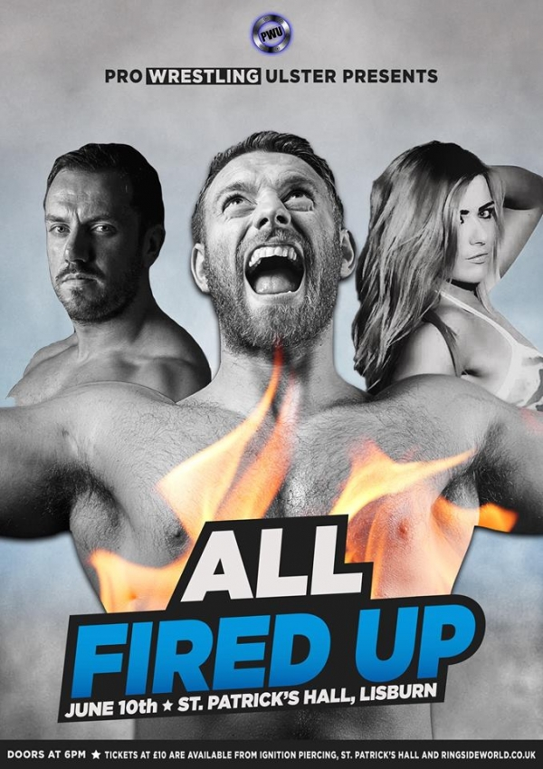 PWU Live! ALL FIRED UP