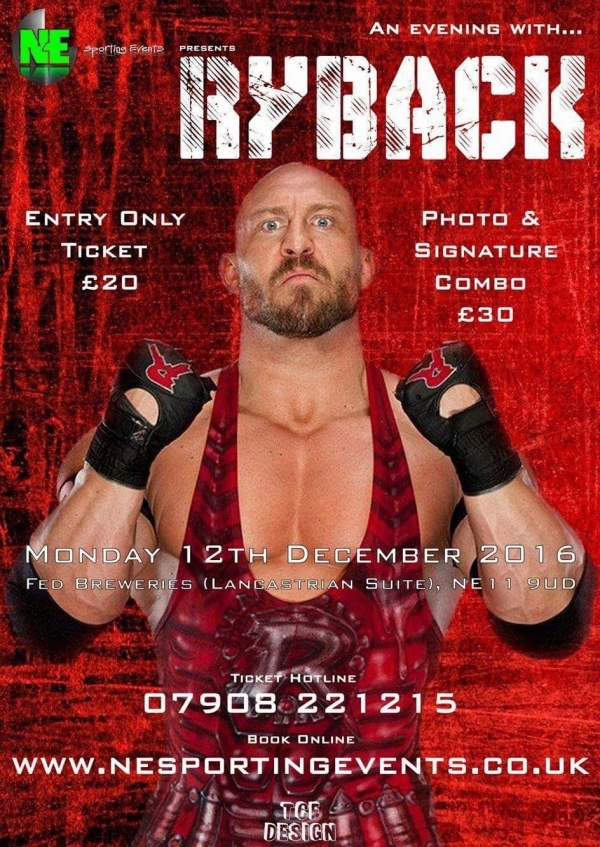 An evening with RYBACK