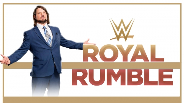 A Hooked On Event: BOURNEMOUTH WWE Royal Rumble Viewing Party