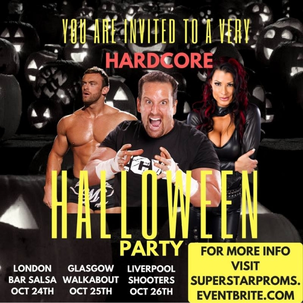 Halloween Hardcore Party - Glasgow