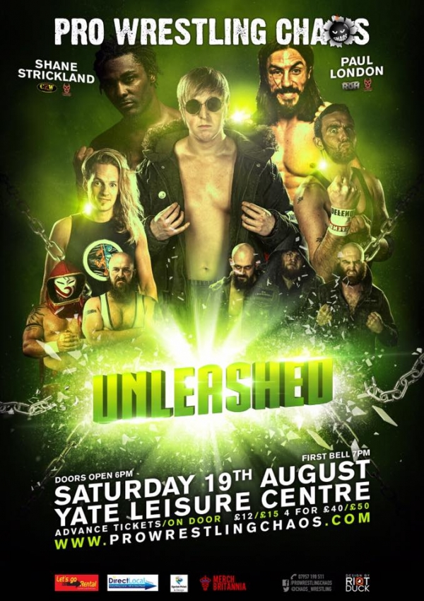 Pro Wrestling Chaos: Unleashed