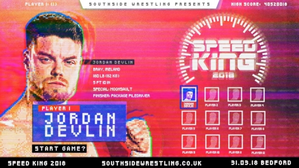 Southside Wrestling Presents Day Of Reckoning 20 & Speed King 2018