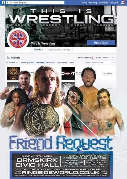 This Is Wrestling: Friend Request