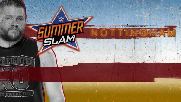 A Hooked On Wrestling Event: Summerslam 2017 - Nottingham