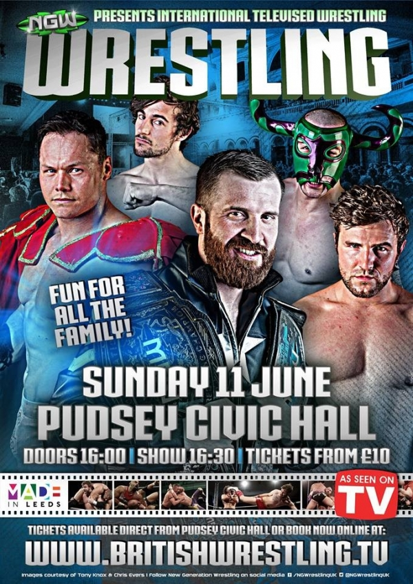 NGW Live In Pudsey