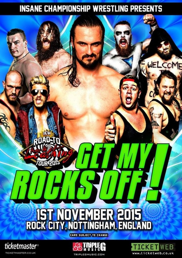 ICW: Get My Rocks Off!