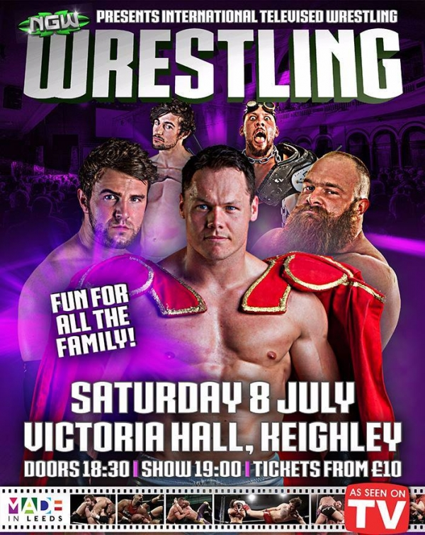 NGW Live In Keighley