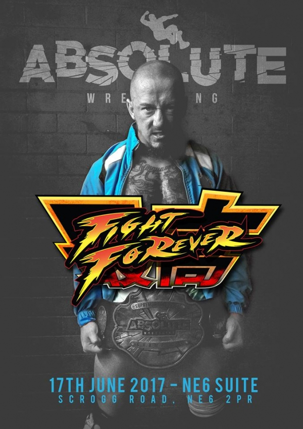 Absolute Wrestling: Fight Forever - NE6 SUITE
