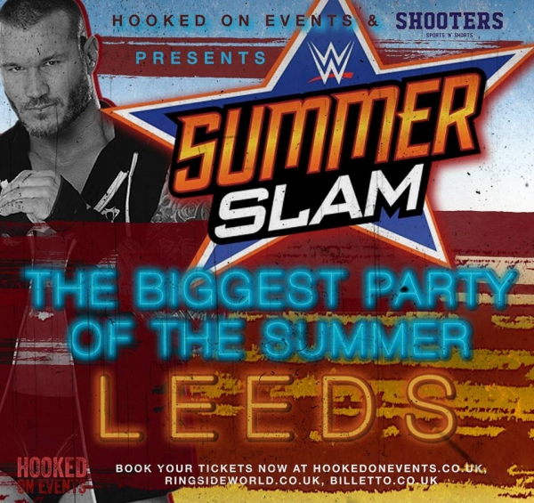 A Hooked On Wrestling Event: Summerslam 2017 - Leeds