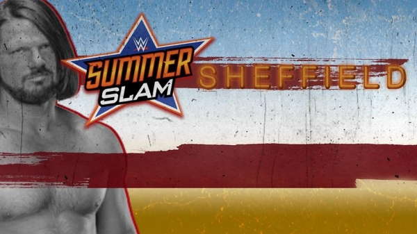 A Hooked On Wrestling Event: Summerslam 2017 - Sheffield