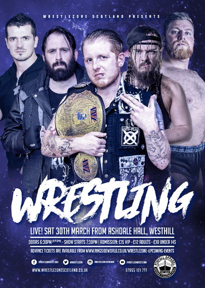 WrestleZone- Live In Westhill