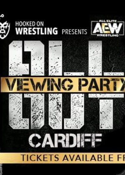 AEW All Out Viewing Party - Cardiff