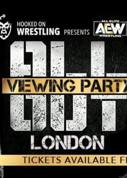 AEW All Out Viewing Party - London