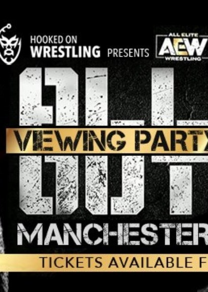 AEW All Out Viewing Party - Manchester