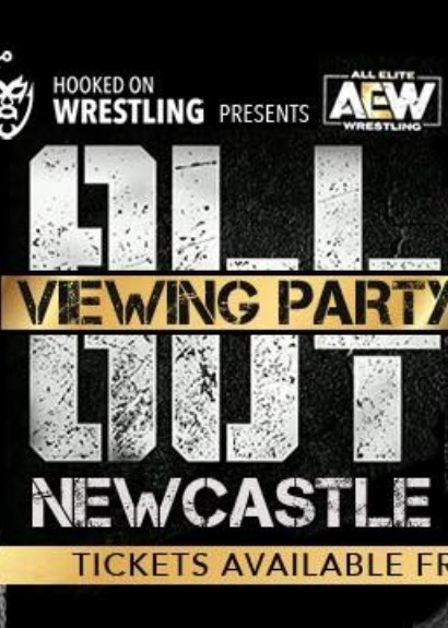 AEW All Out Viewing Party - Newcastle