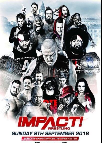 Post image of Impact vs UK— результаты шоу