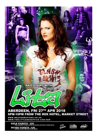 An Evening With Lita