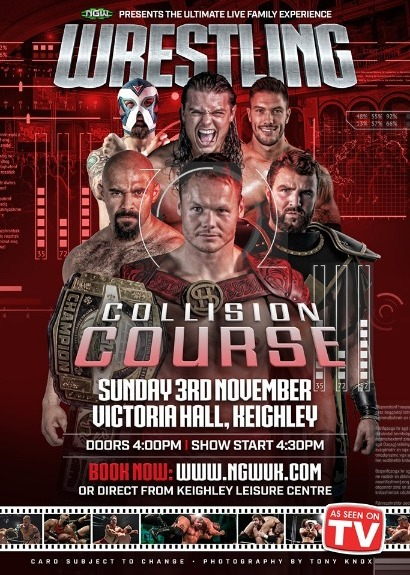 NGW Presents Collision Course 2019