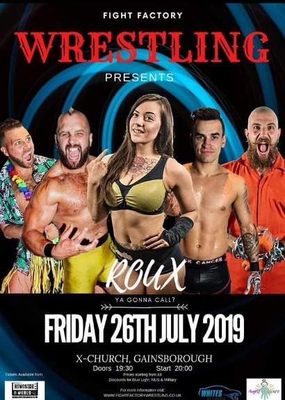 FFW Presents Roux ya gonna call?