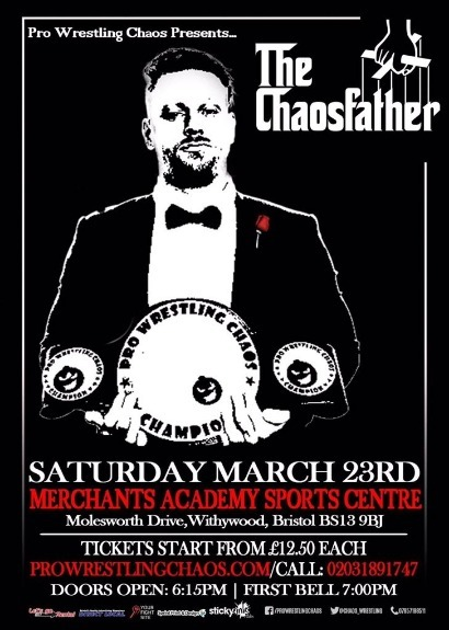 Pro Wrestling Chaos Presents The Chaosfather