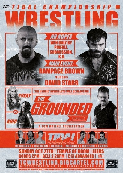 Tidal Championship Wrestling Presents The Grounded Invitational