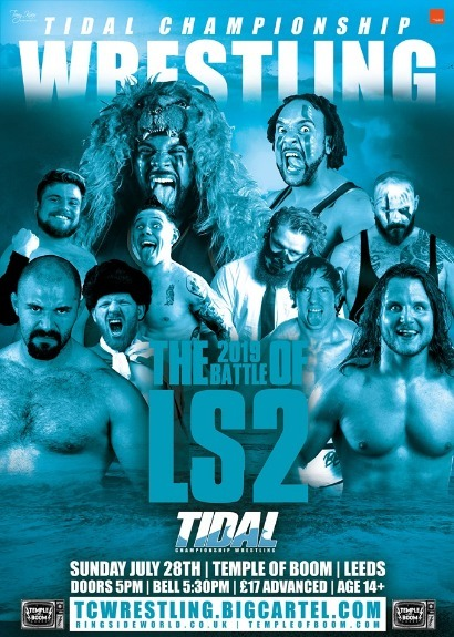 Tidal Championship Wrestling Presents The 2019 Battle Of LS2