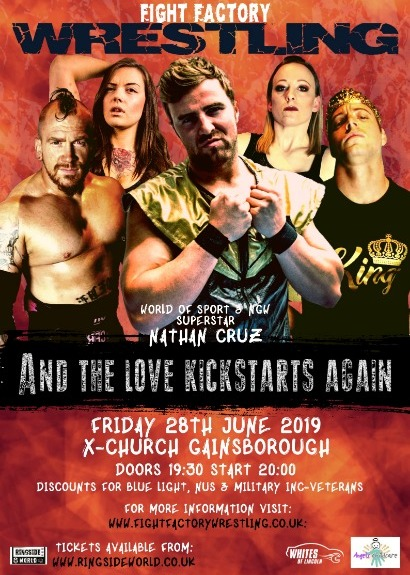 FFW presents And the Love Kick-Starts again