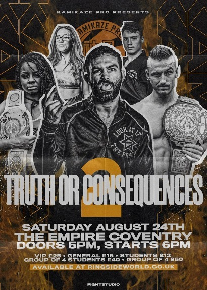 Kamikaze Pro - Truth or Consequences 2