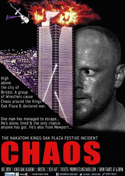 Pro Wrestling Chaos: The Nakatomi Kings Oak Plaza Festive Incident