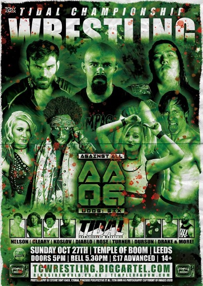 Tidal Championship Wrestling Presents Against All Odds 6