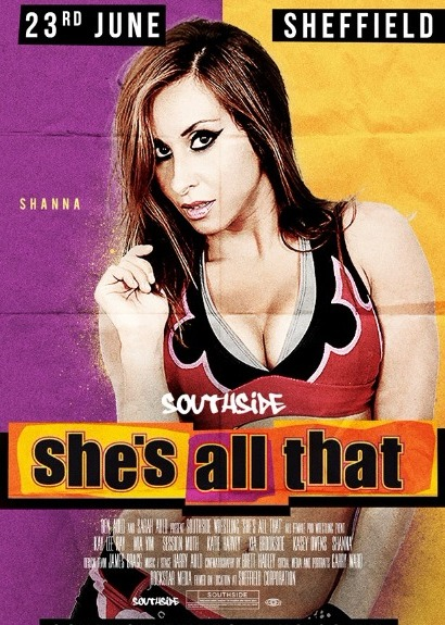 Southside Wrestling Presents She's All That & Menace II Society VIII