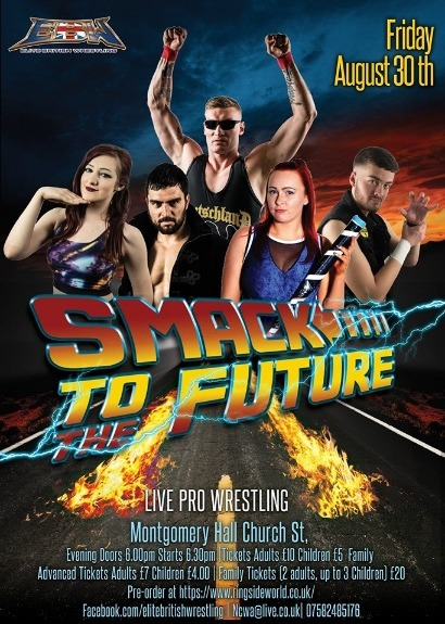 EBW Presents Smack To The Future