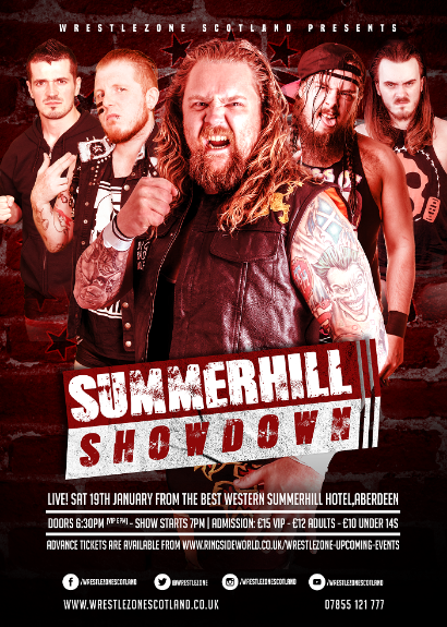 WrestleZone- Summerhill Showdown 2019