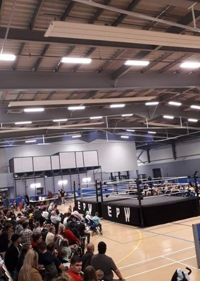 2019 AMERICAN WRESTLING MIDDLESBROUGH
