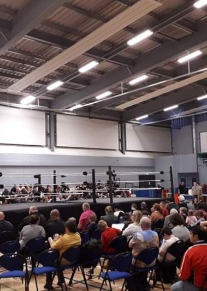 2019 AMERICAN WRESTLING LIVE FORMBY