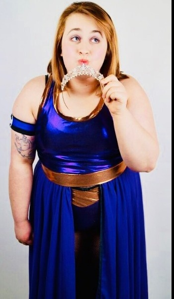 'The Plus Size Princess' Shelby Sinar - Wrestler profile image