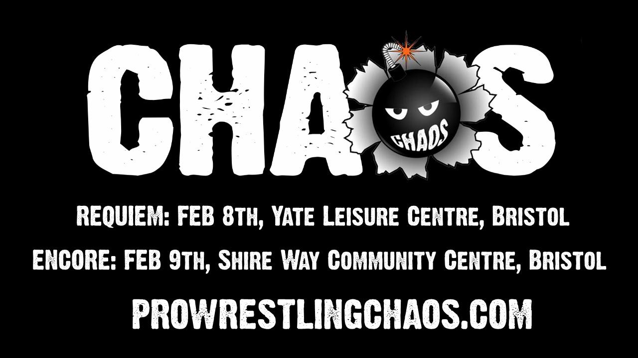 Pro Wrestling Chaos: Requiem  event description image