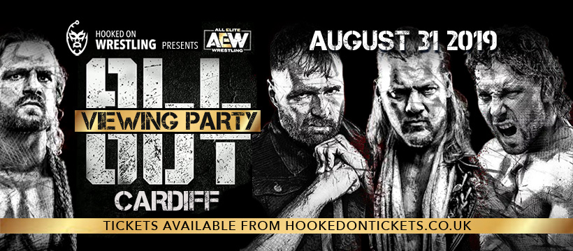 AEW All Out Viewing Party - Cardiff event description image