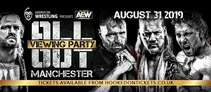 AEW All Out Viewing Party - Manchester event description image