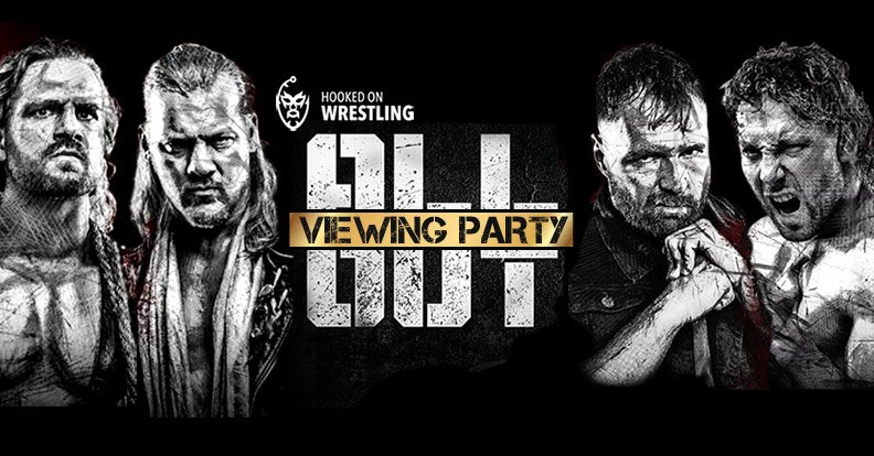 AEW All Out Viewing Party - Glasgow event description image